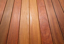 Red Grandis Tropical Hardwood decking/Timber/Hardwood Deck Boards