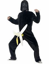"Smiffy's Adult KING DONG Costume Mens Funny Gorilla King Kong ""Eat My Banana!"""