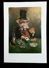 The Order of The Golden Mouse-Trap by Cuneo,Print