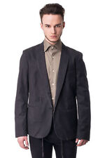 RRP €310 DIESEL Size M Men's JITTEI Wool Blend Treated Blazer Jacket - POPPRI