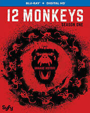 12 Monkeys: Season One (Blu-ray + Digital HD)