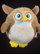 The Popcorn Factory Owl Plush Soft Toy Stuffed Animal New England Toy 2014
