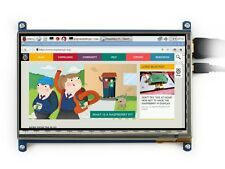 7 inch Raspberry Pi/Linux/Win capacitive Touch Display with usb touch controller