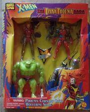 Marvel Comics X-Men The Dark Phoenix Saga Set of 4 Figures ToyBiz MISB 1995