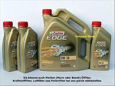 *aus Berlin Motoröl CASTROL EDGE TITANIUM FST 0W-30 8 Liter  0W30