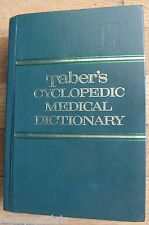 "Book: 1993 ""Taber's Cyclopedic Medical Dictionary"" for Nursing & Allied Health"