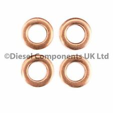 Land Rover Defender 2.4 TD4 Denso Diesel Injector Washers Seals Pk 4 (DCS140)