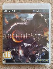 Lost Planet 2 PS3 / Fr intégral / b-r sans rayure / envoi gratuit