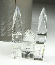 SWAROVSKI CATTEDRALE CRYSTAL CITY CATHEDRAL 157858 MINT BOXED RETIRED RARE