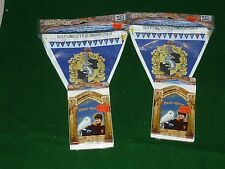 Harry Potter and The Sorcerers Stone Party Express Banners and Invitations