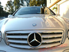 2000-2007 Mercedes W203 SILVER CHROME SPORT GRILL C-Class Saloon and Estate
