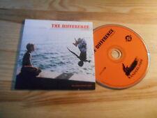 CD Pop Vanderlinde - The Difference (1 Song) MCD ARTIST STATION SOUL cb