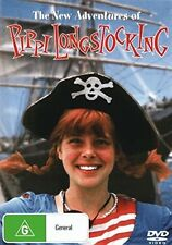 New Adventures Of Pippi Longstocking (2014, REGION 0 DVD New)