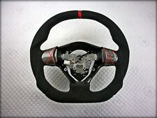 custom SUBARU Impreza WRX STi Flat bottom Flattened top Steering wheel 2008-12