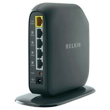 Router BELKIN wireless n300 300mbp f7d2301-per Sky, Virgin