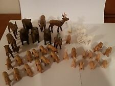 Playmobil Miniature Forest Animal Lot