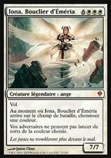 MAGIC Iona, Bouclier d'Eméria / Shield of Emeria VF Zendikar NM Mythique MTG