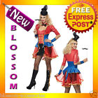 C795 Ringmaster Mistress Circus Lion Tamer Showgirl Fancy Dress Costume Outfit