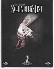 Schindler's List (1993) DVD Edizione 2 Dischi