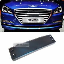 OEM Genuine Front Bumper License Plate Frame for HYUNDAI 2014-2016 Genesis Sedan