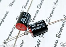 1pcs - SCR MKP 0.22uF (0,22µF 220nF) 630V 5%  Capacitor - For Audio