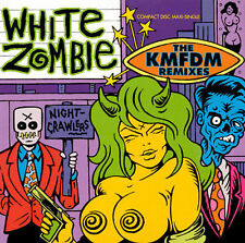 White Zombie Night Crawlers: The KMFDM Remixes CD