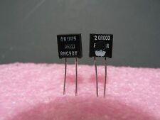 """4 Pcs Vishay Dale RNC90Y Series Metal Foil Resistor RNC90Y20R000FR  """"US Seller"""""""