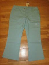 cotton traders mint green bootcut jeans size 20 leg 35 brand new with tags