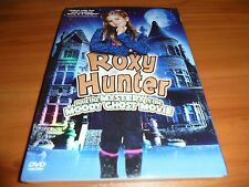 Roxy Hunter and the Mystery of the Moody Ghost (DVD, 2008) Aria Wallace Used