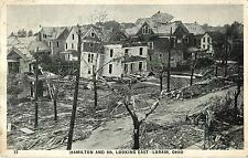A View of the Devastation, Tornado, Deadliest in Ohio History, Lorain OH 1924