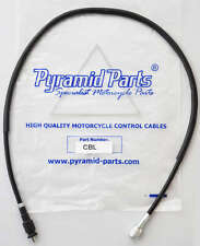 Pyramid Parts Speedo Cable fits: Honda CF70 K2 77-81
