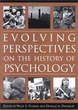 Evolving Perspectives on the History of Psychology-ExLibrary