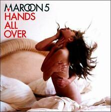 Maroon 5 - Hands All Over CD NEW SEALED DELUXE EDITION 18 TRACKS DIGIPACK.