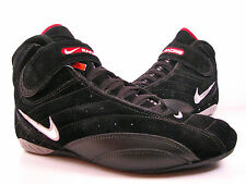 NEW NIKE AIR DRIVE PRO S DRIVING RACING SHOES F1 KART NASCAR BLACK 181030-001