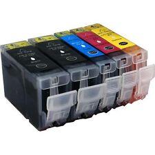 5 Druckerpatronen für Canon IP 3300 ohne Chip