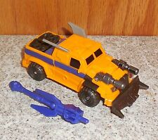 Transformers Prime HUFFER Complete Tech Specialist Commander Figure