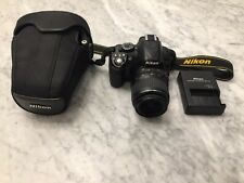 Nikon D3100 14.2 MP Digital SLR Camera (Kit w/ AF-S G DX VR 18-55mm) & charger