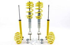 Audi A4 B6 B7 8H CONVERTIBLE (2000-2009) FK AK Street Adjustable Coilover Kit