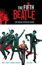 Fifth Beatle: the Brian Epstein Story Collector's Edition by Vivek Tiwary (Hard…