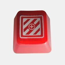 Translucent Red KeyPop Novelty Doubleshot Cherry MX Keycaps / Key cap