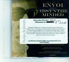 (DU764) Absynthe Minded, Envoi - 2009 DJ CD
