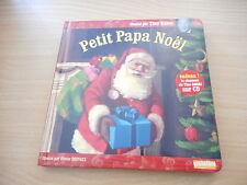 PETIT PAPA NOEL chanté par TINO ROSSI AVEC CD