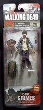 AMC McFarlane Toys The Walking Dead TV Series 4 Four Carl Grimes Action Figure