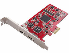 HD72B HDMI Output&Input HD Video Capture Card grabber Converter PCI-E 1080P 30hz