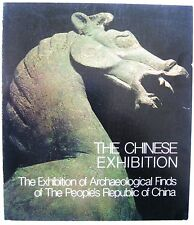 The Chinese Exhibition of Archaeological Finds 1975 Catalog National Gallery Art