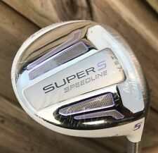 NEW LADIES ADAMS SUPER SPEELINE 5 WOOD GOLF CLUB 19 DEG LADY FLEX GRAPHITE SHAFT