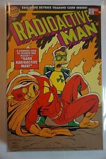 Radioactive Man Comic #412 (1994) Bongo The Simpsons 1980 Death Dark Issue
