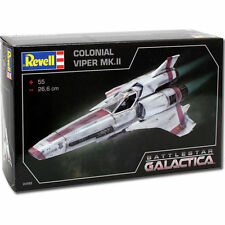 REVELL Colonial Viper Mk II Battlestar Galactica 1:32 Aircraft Model Kit - 04988