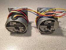 Applied Motion Products 5023-127 Stepper Motor Lot Of 2