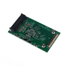 "1PC New Mini mSATA PCI-E 1.8"" SSD To 40pin ZIF CE Cable Adapter Converter Card"
